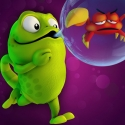 Bubble Jungle ® Pro - Super Chameleon Platformer World
