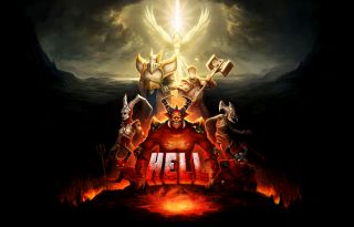 Hell Fight for Gilrand sur iPad