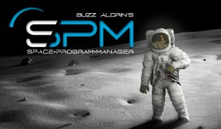 Buzz Aldrin's Space Program Manager sur iPad