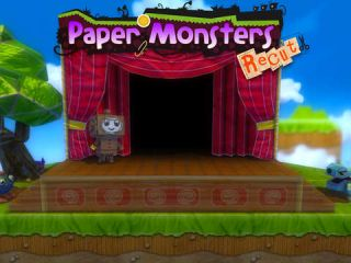 Paper Monsters Recut de Crescent Moon Games et Mobot Studios