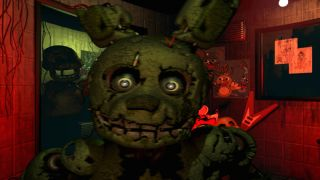 Five Nights at Freddy's 3 de Scott Cawthon