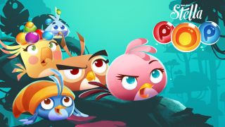 Angry Birds Stella POP! sur iPhone et iPad