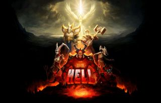 Hell: Fight for Gilrand de Slitherine