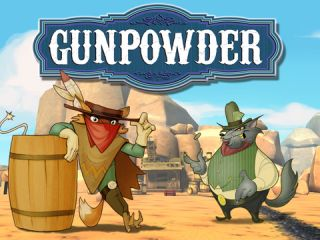 Gunpowder sur iPad