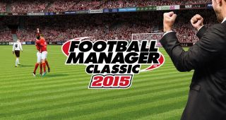 Football Manager Classic 2015 sur tablette Android