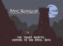 MicRogue de Jason Pickering et Crescent Moon Games