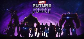 Marvel Future Fight sur iPhone et iPad
