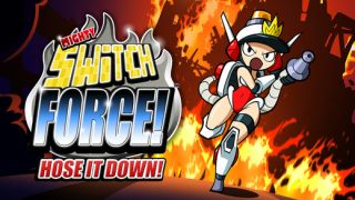 Mighty Switch Force! Hose It Down! de WayForward Technologies