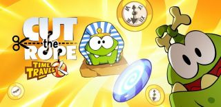 cut the rope : time trave