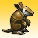 Test iOS (iPhone / iPad) Armadillo Gold Rush (Tatou, Ruée vers l'or)