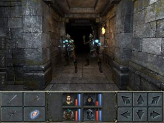 Legend of Grimrock de Almost Human