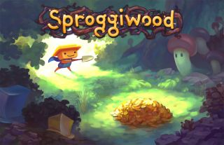 Sproggiwood sur Android