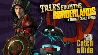 Tales from the Borderlands (Episode 3 : Catch a Ride)