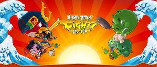 Angry Birds Fight! sur iPhone et iPad