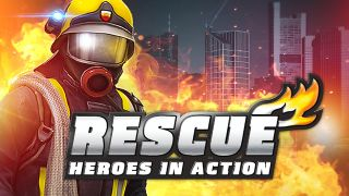 RESCUE: Heroes in Action sur iPhone et iPad