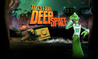 Tales From Deep Space sur iPhone et iPad