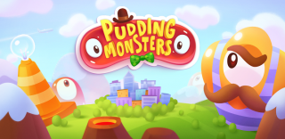 pudding monster