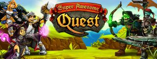 Super Awesome Quest sur Android