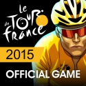 Test iOS (iPhone / iPad) Tour de France 2015 - le jeu mobile officiel