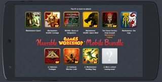 Humble Bundle Mobile spécial Games Workshop
