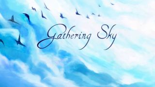 Gathering Sky sur iPad