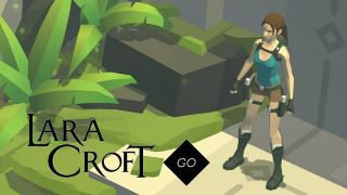 Lara Croft GO sur Android