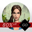 Voir le test Android de Lara Croft GO