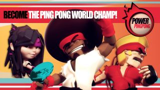 Power Ping Pong sur iPhone et iPad