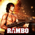 Test iOS (iPhone / iPad) Rambo - The Mobile Game
