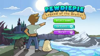PewDiePie: Legend of the Brofist de Outerminds