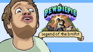 PewDiePie: Legend of the Brofist sur Android