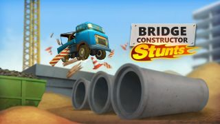 Bridge Constructor Stunts sur Android
