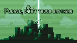 Please, Don't Touch Anything sur iPhone et iPad