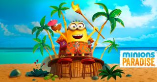 Minions Paradise sur Android