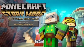 Minecraft: Story Mode (Episode 2: Assembly Required) de Telltale