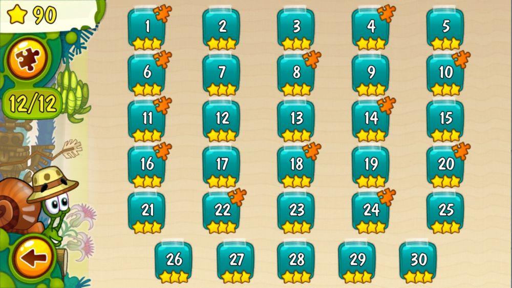 Bob l 39 escargot 2 snail bob 2 test jeu android sur - Jeux gratuits bob l escargot ...