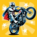 Voir le test iPhone / iPad de Evel Knievel