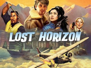 Lost Horizon sur iPhone et iPad