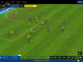Football Manager Touch 2016 de SEGA