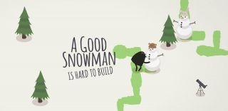 A Good Snowman Is Hard To Build sur iPhone et iPad