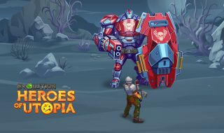 Evolution : Heroes of Utopia sur Android