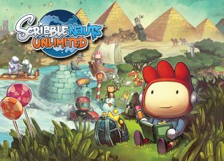 Scribblenauts Unlimited sur Android