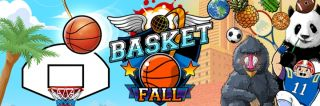 Basket Fall sur iPhone et iPad