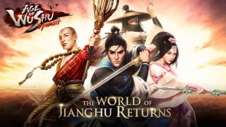 Age of Wushu Dynasty de Snail Games