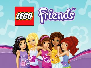 LEGO Friends sur Android