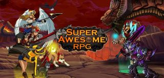 Super Awesome RPG sur Android