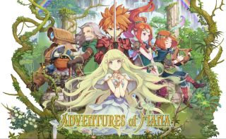 Adventures of Mana sur iPhone et iPad
