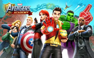 MARVEL Avengers Academy sur Android