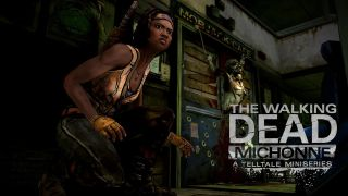 The Walking Dead: Michonne sur Android