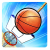 Test Android Basket Fall